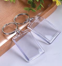Akryl nyckelringar